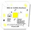 NEO-Q-1L5050-25x25-L150-40705006-6V-4K